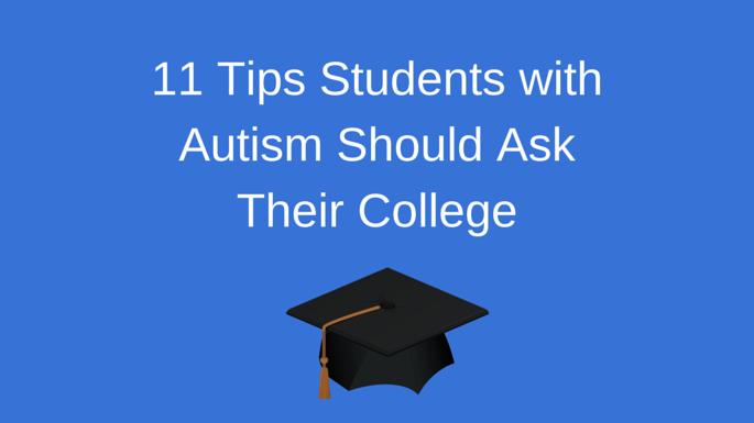College paper on autism