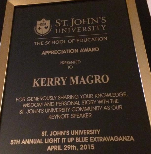 St Johns Award